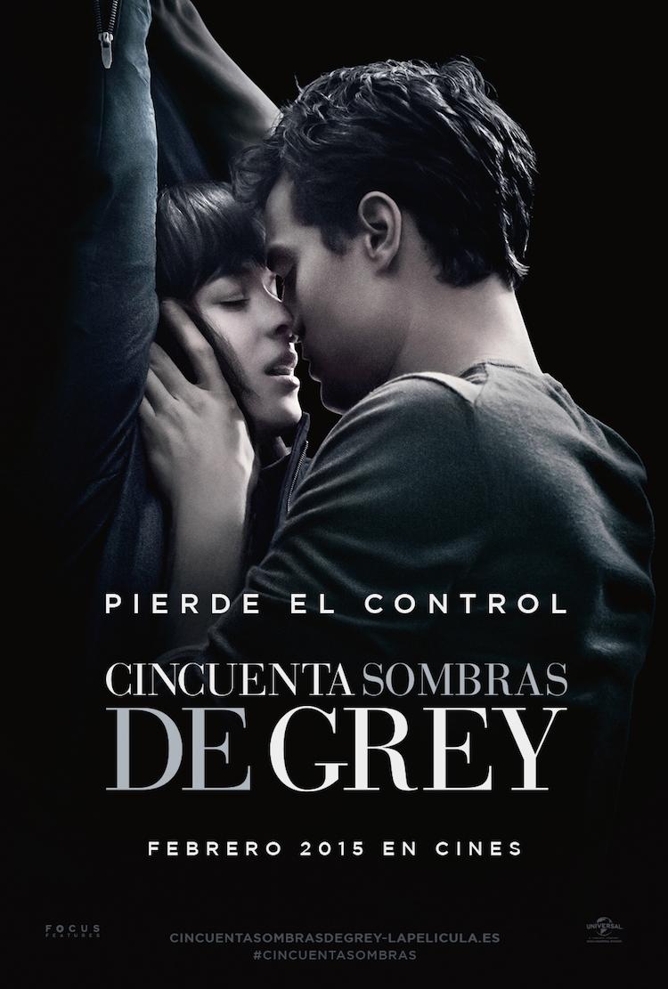 Onesheet Cincuenta Sombras de Grey Lift Kiss 68x98 online ok