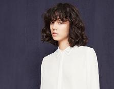Básicos renovados: La camisa blanca