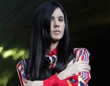 """Entrevista a Javiera Mena en """"Lovely the Mag o8"""""""