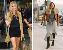 Antes y después de las bloggers