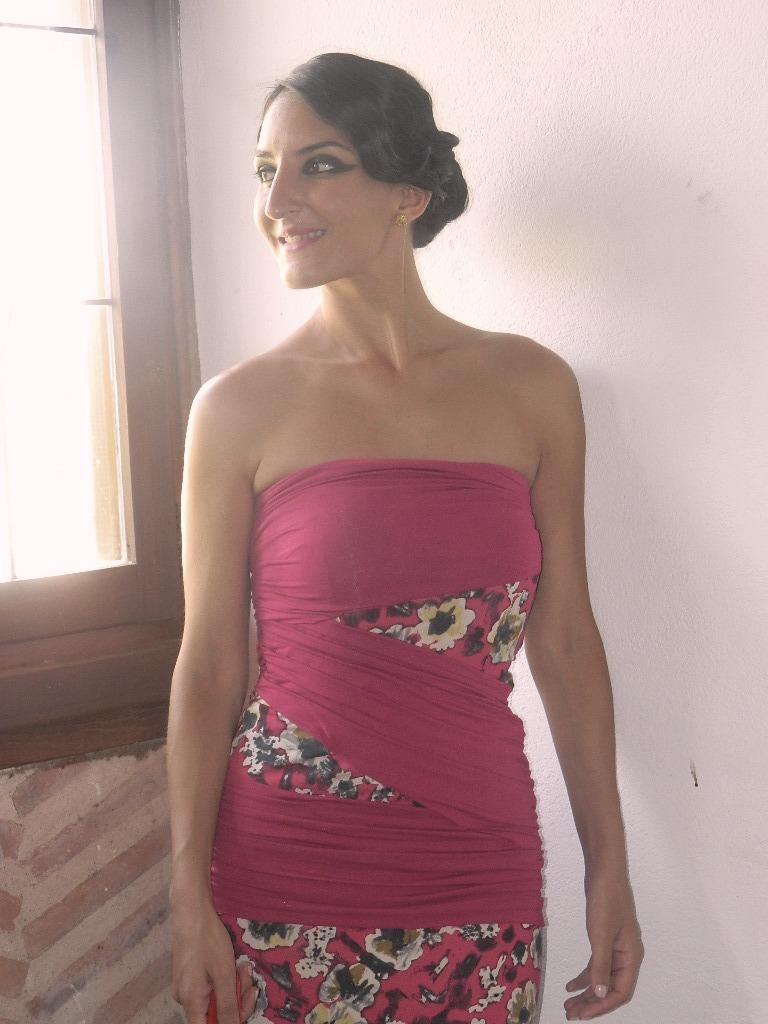 Vestido / Dress: Mango