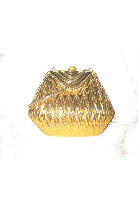 bolso-rígido-dorado-años-80