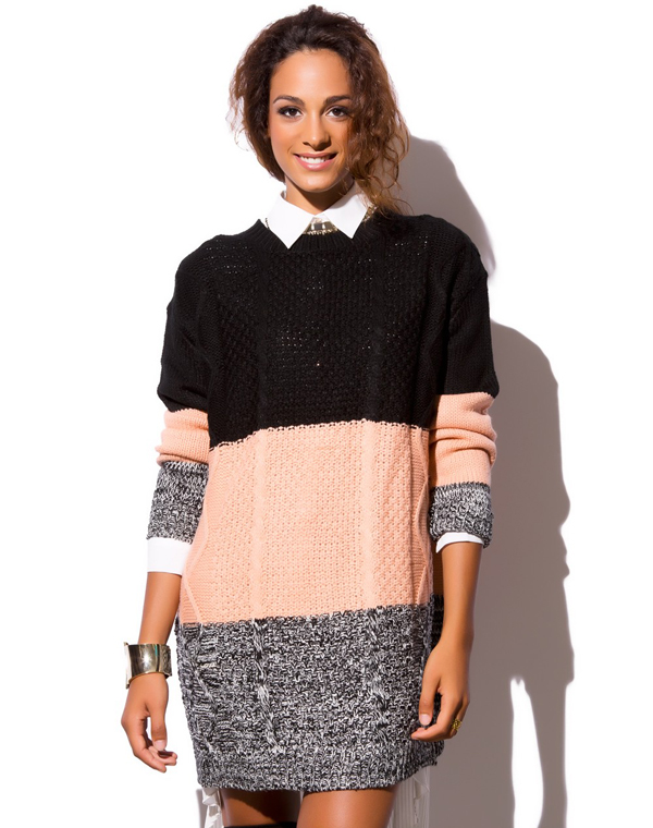 Vestidos jersey mujer