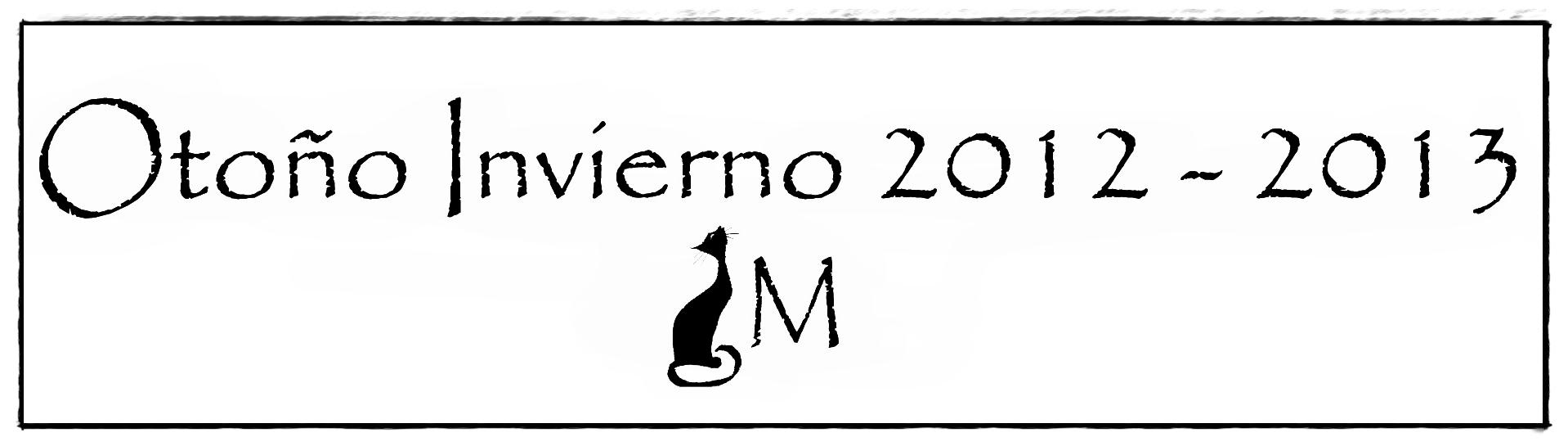 FW 2012 2013