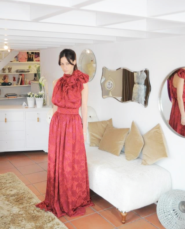 Boüret Coruña vestidos boda