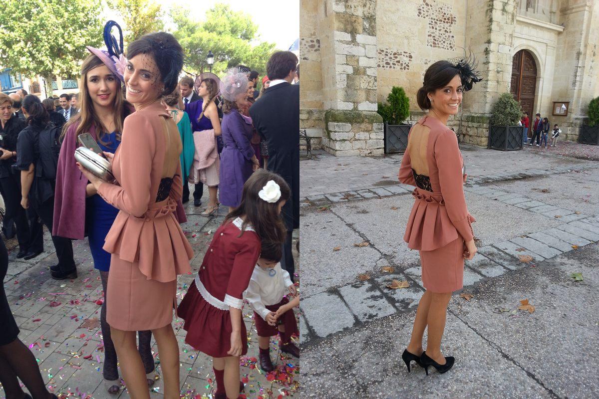 Vestidos invitada boda madrid