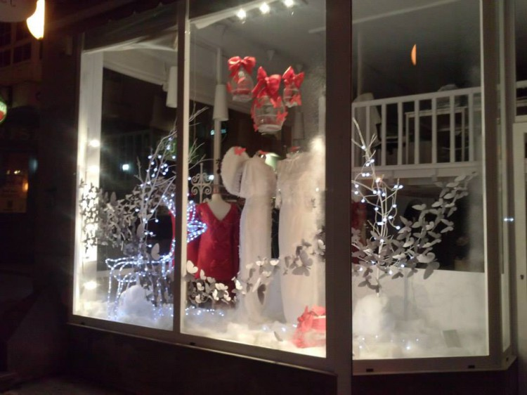 Boüret Xmas windows shopping-50426-