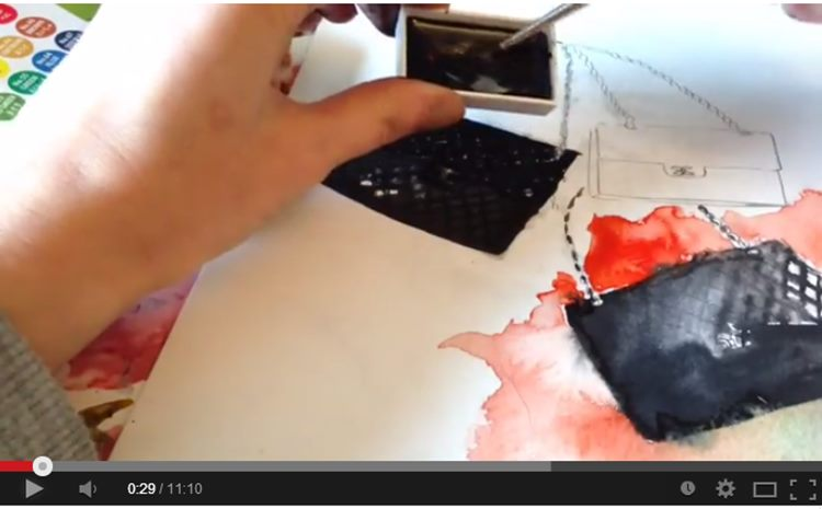 video fashion illustrations