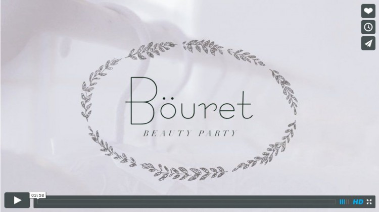 bouret beauty party