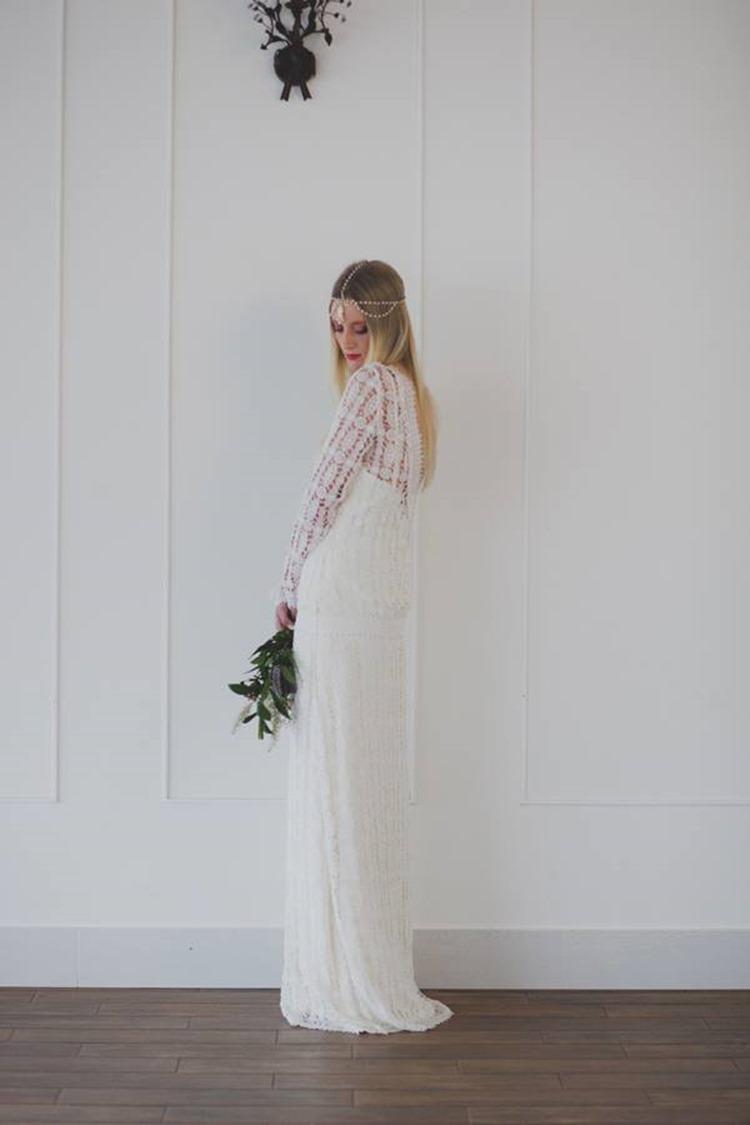 boüret bride dress