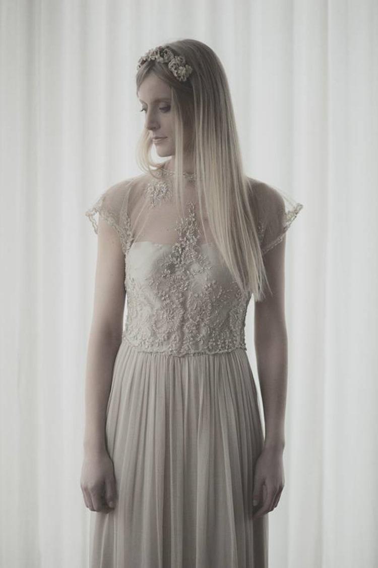 bouret vestido vintage