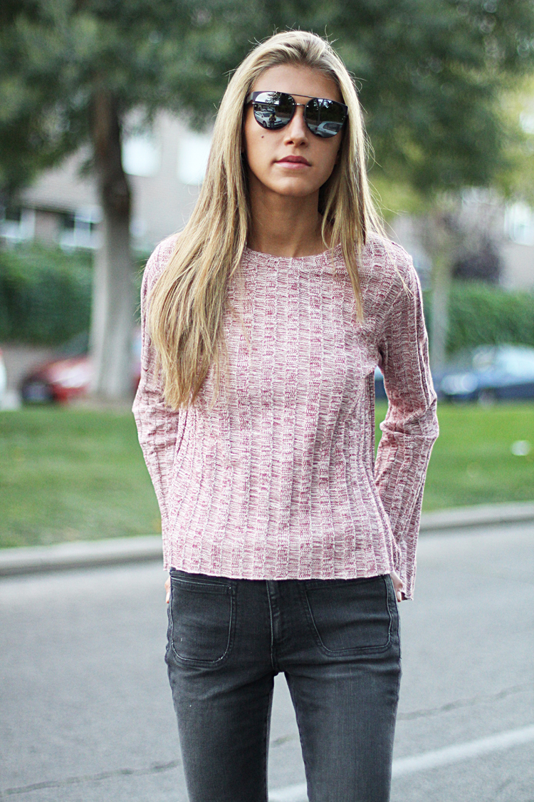 bell-sleeve-sweater