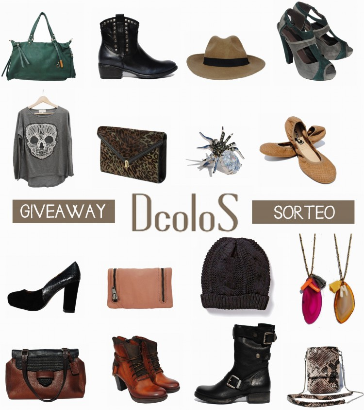 GIVEAWAY - DCOLOS - SORTEO-49833-mydailystyle