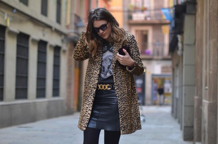 Resultado de imagen de print leopardo look