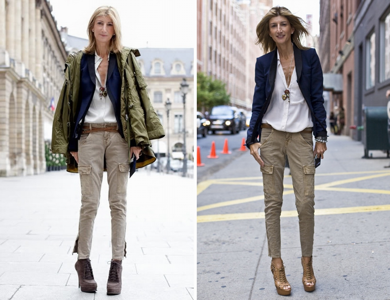 THE FASHION PACK: SARAH RUTSON - My Daily Style