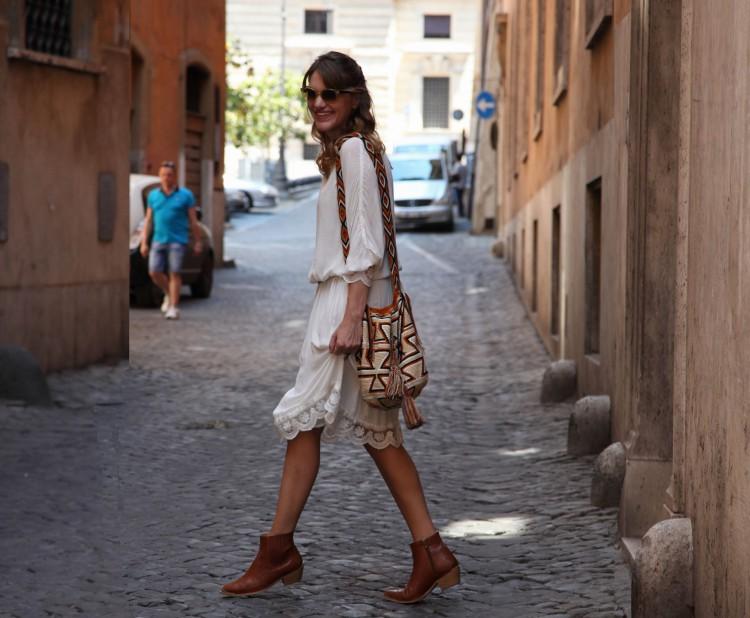 white dress- 6