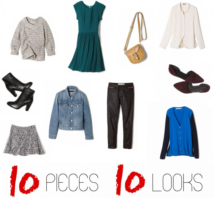 10 PIECES - 10 LOOKS-56370-mydailystyle
