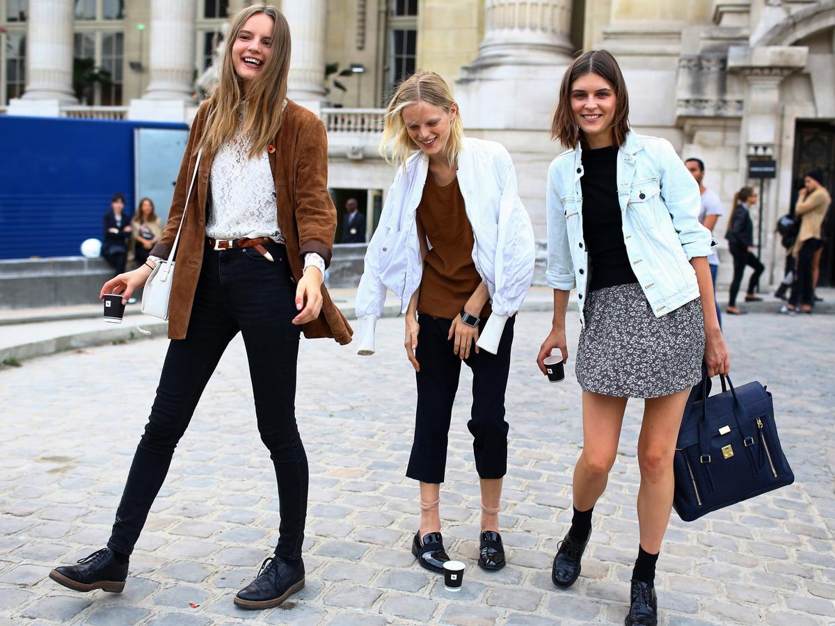 Streetstyle Paris Fashion Week My Daily Style