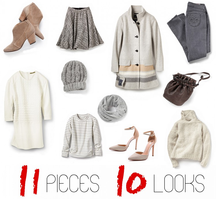 11 PIECES - 10 LOOKS-57253-mydailystyle