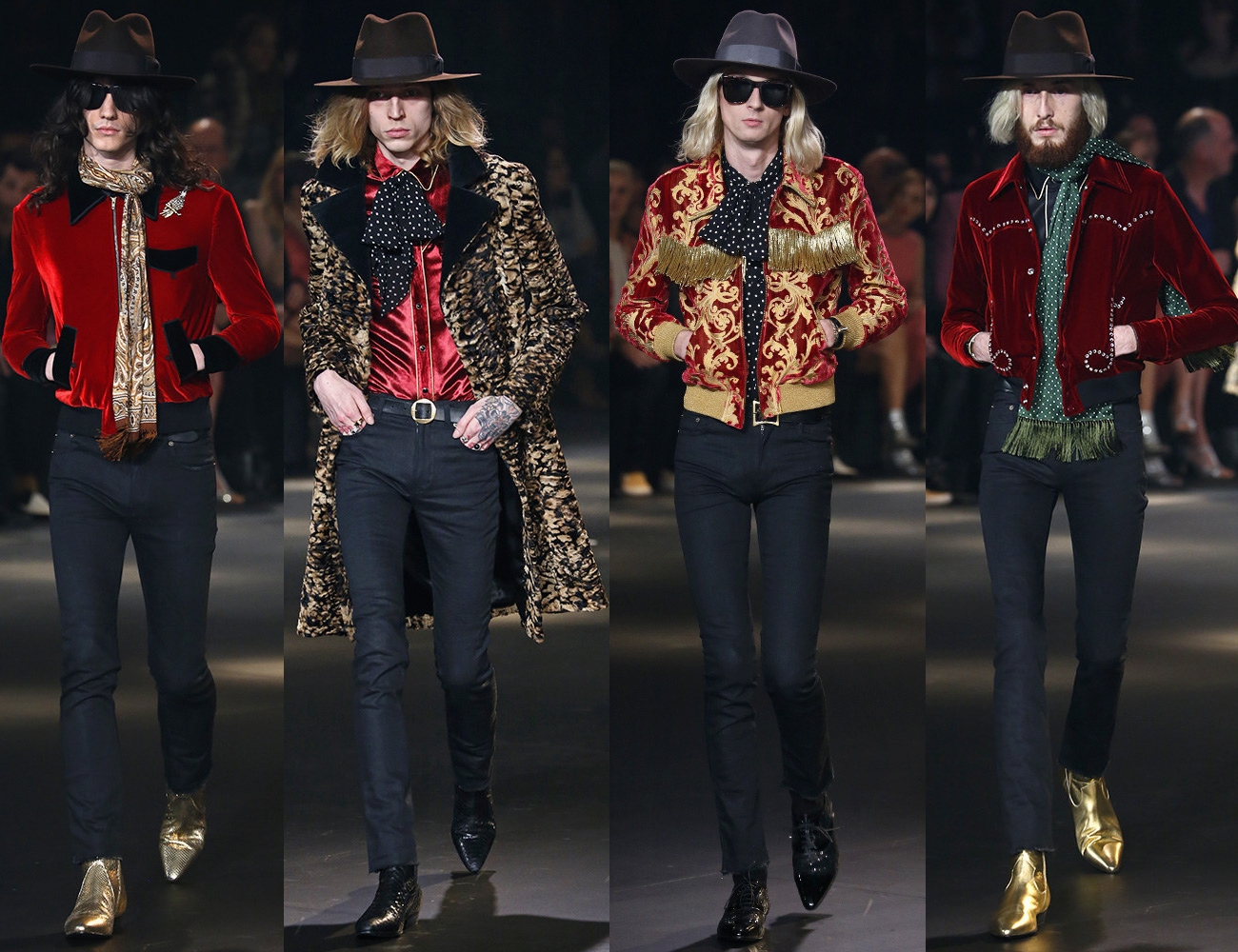 SAINT LAURENT 2016 16