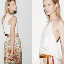 ZARA, LOOKBOOK MAY 2013