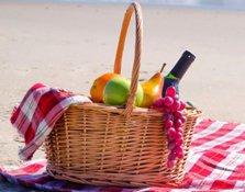 Nevera de playa