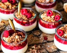 Los platos que triunfan en Instagram