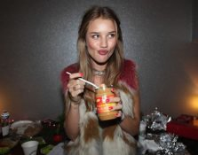 Qué comen las supermodelos entre horas