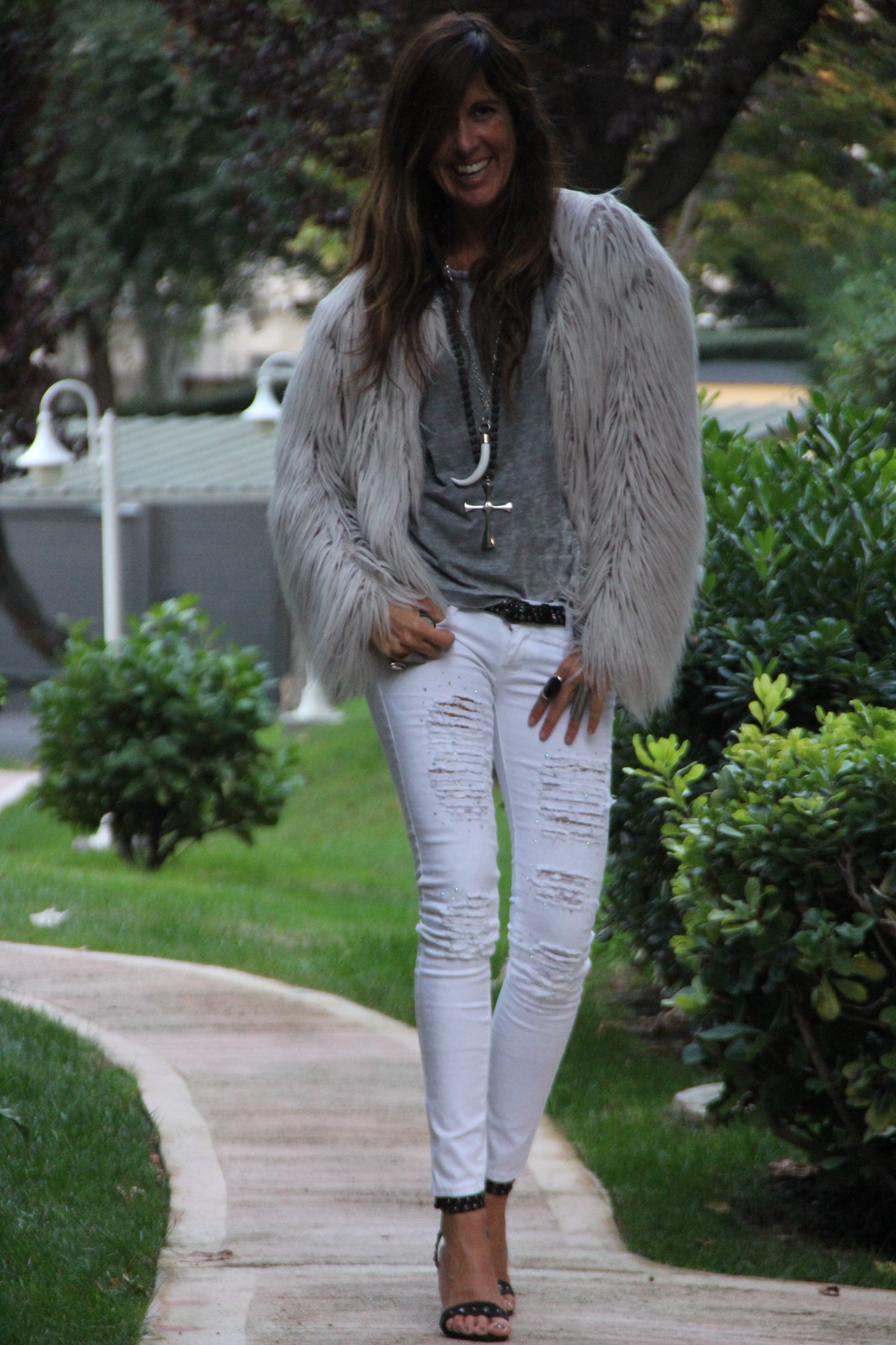 Fur Coat from VILA-54037-mytenida