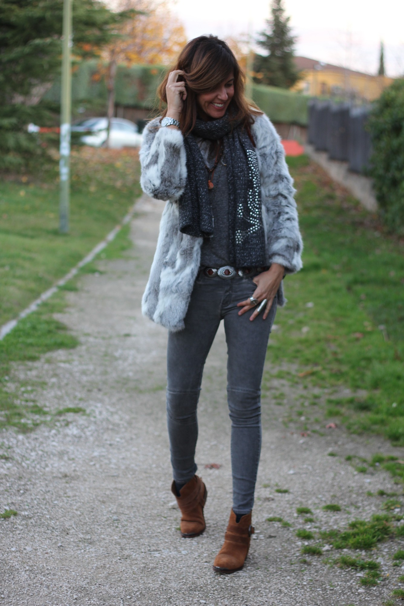 cozy coat in grey-58423-mytenida