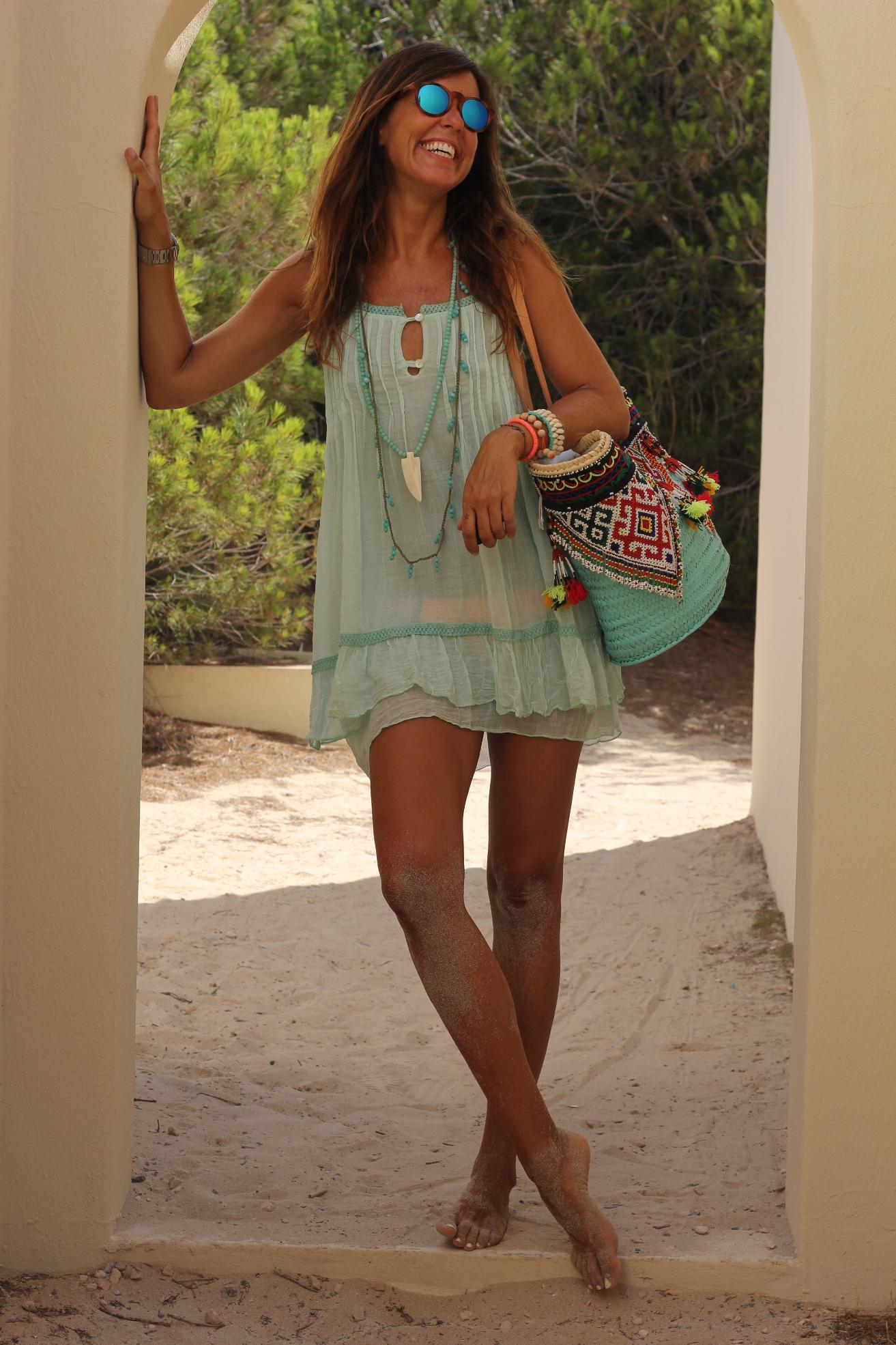 turquoise dress-60585-mytenida