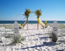 Ideas para casarse en la playa
