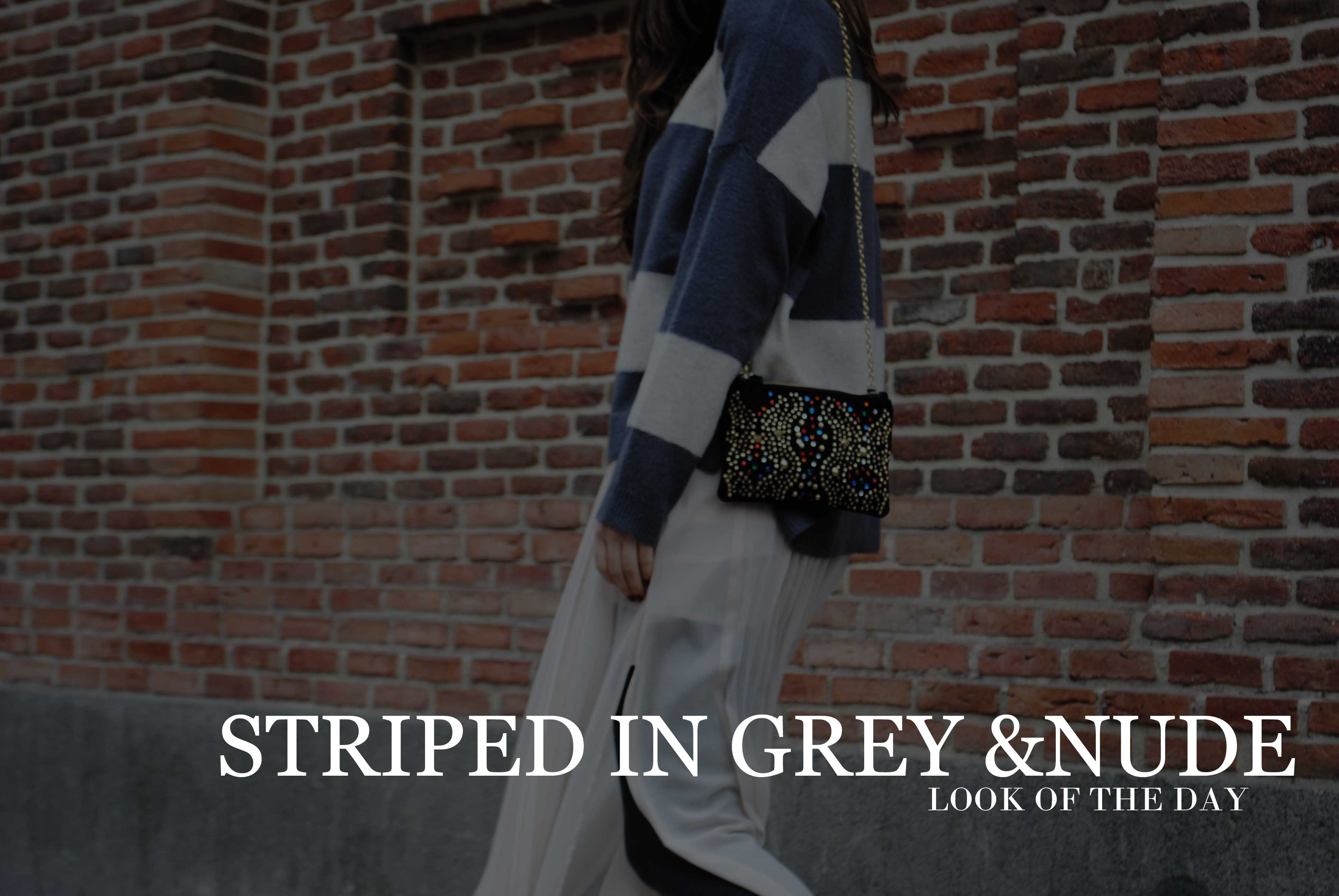 STRIPED IN GREY AND NUDE-49754-olindastyle