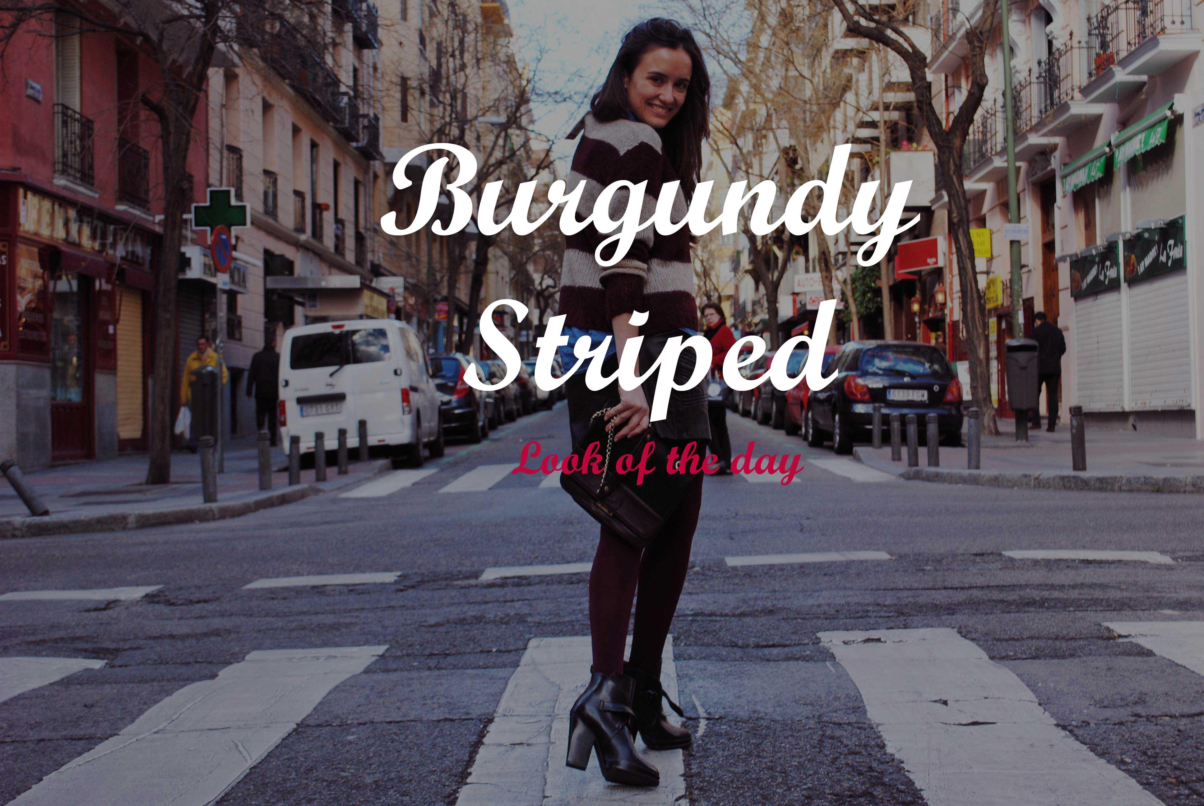 BURGUNDY STRIPED-49989-olindastyle