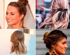 Peinados de primavera