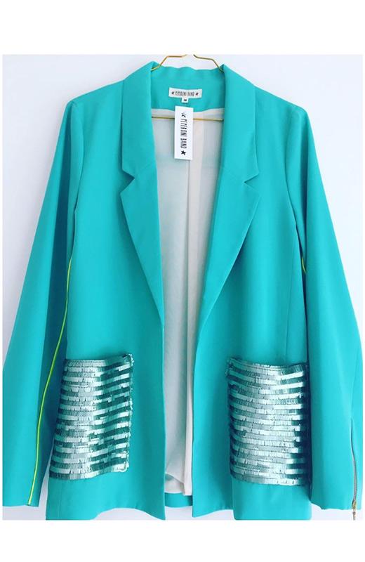 chaqueta peperoni band