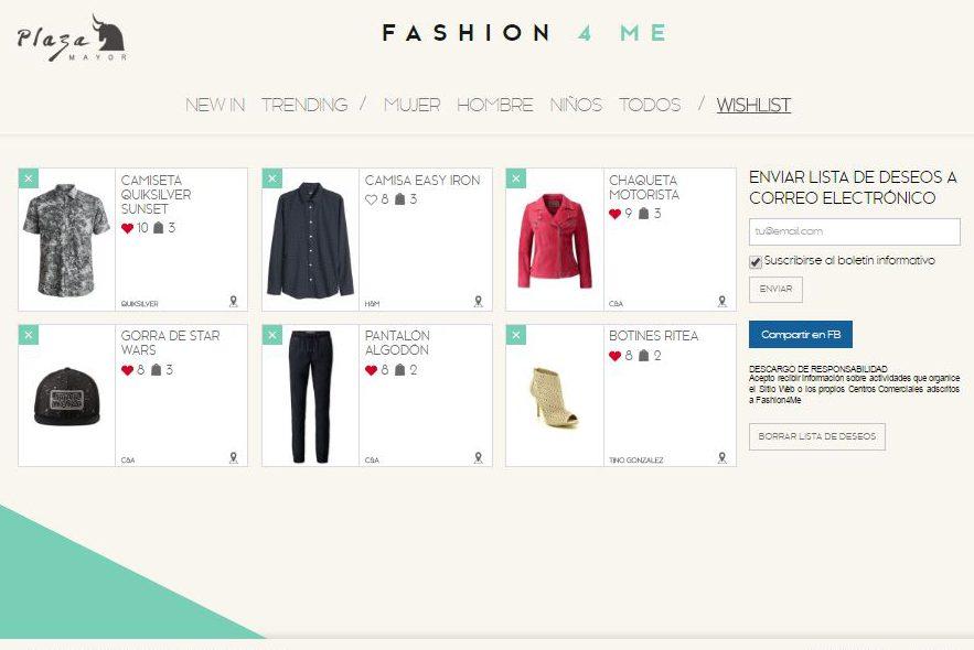 fashion4me_plazamayor_wishlist