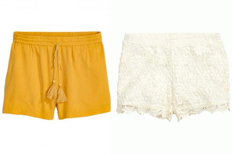 h&m plaza mayor-shorts-verano