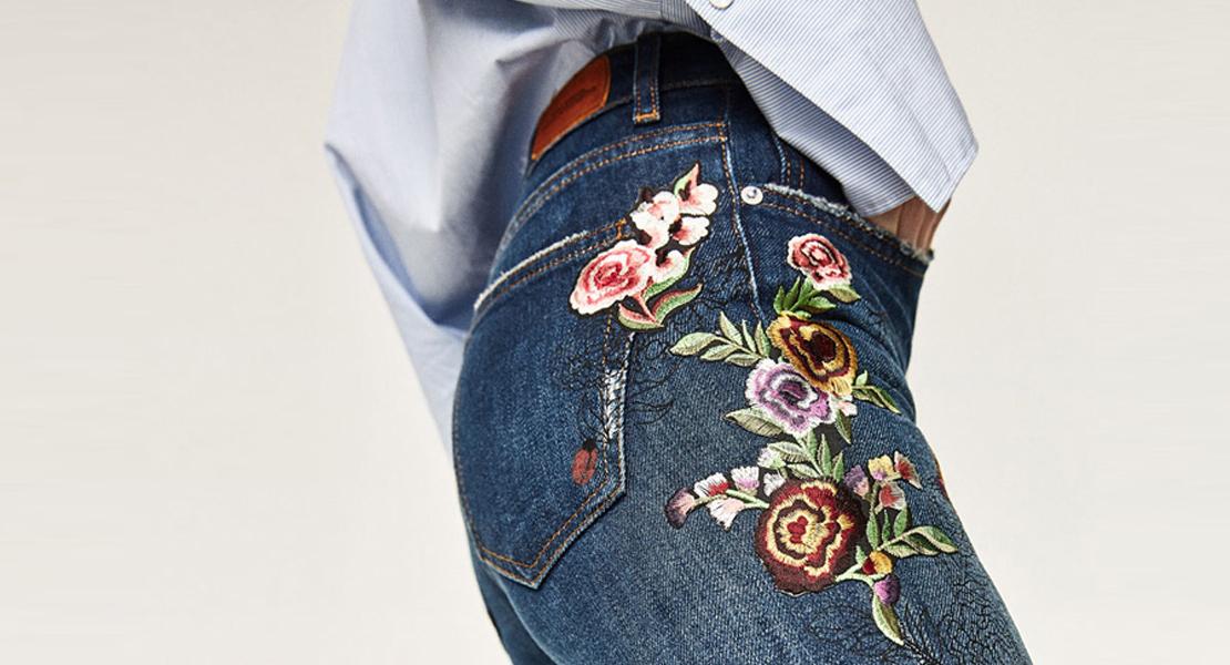 Jeans de Zara: las tendencias que triunfan