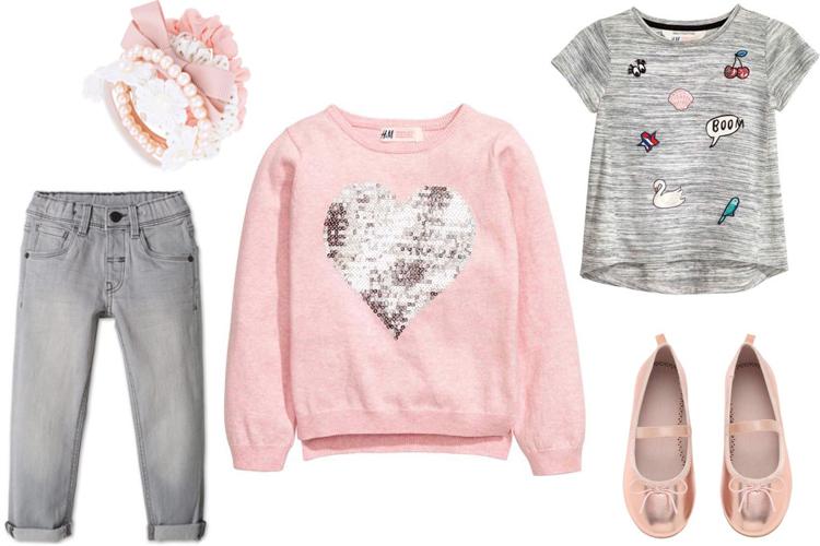 Look del día para niñas: rosa y gris-1350-asos