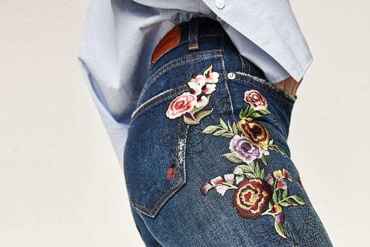 Jeans de zara las tendencias y los modelos que arrasan - Zara malaga centro ...