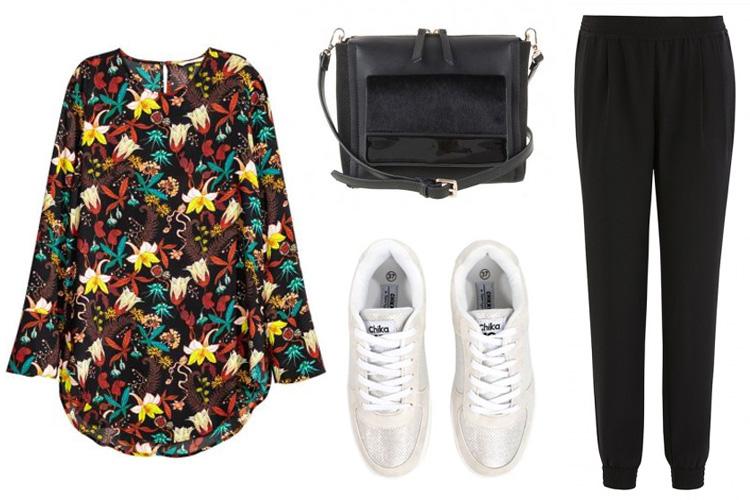 Look del día: camisa de flores y joggers-2102-asos