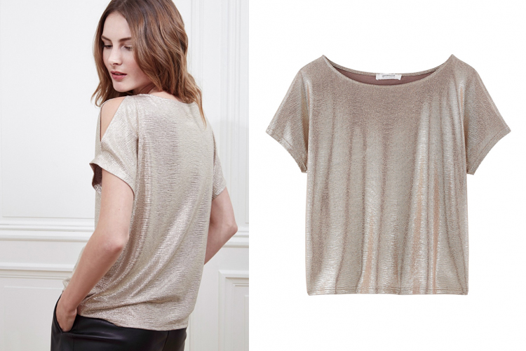 promod-rebajas-fashion_4_me-camiseta_metalizada-centro_comercial_plaza_mayor_malaga