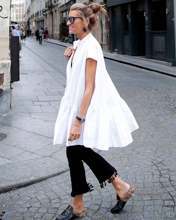 Bartabac O Cómo Combinar Un Vestido Blanco Plaza Mayor