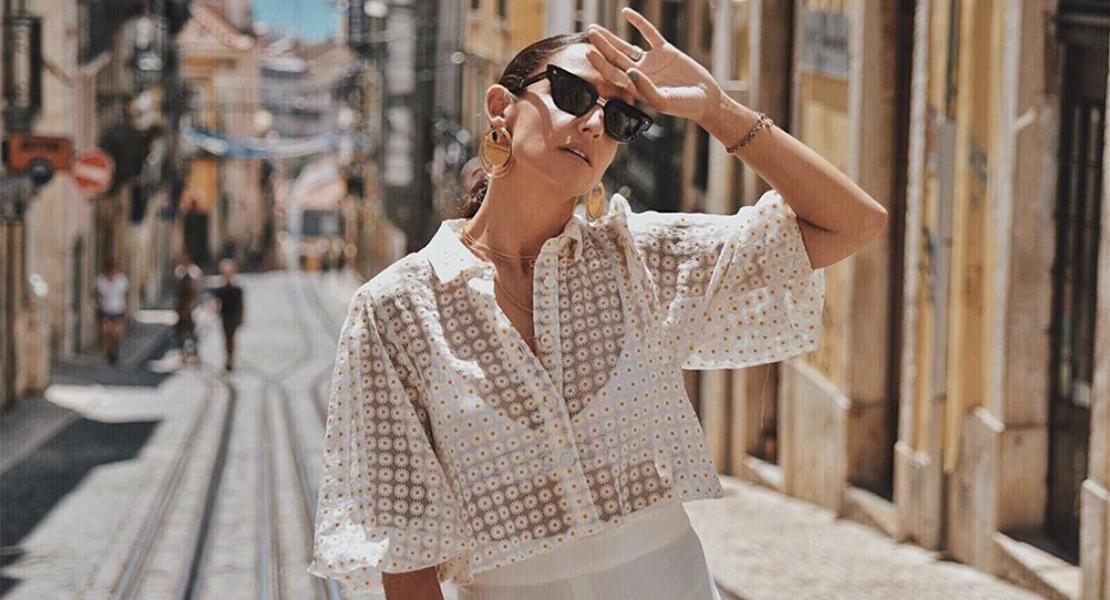 Camisa viral Zara Margaritas