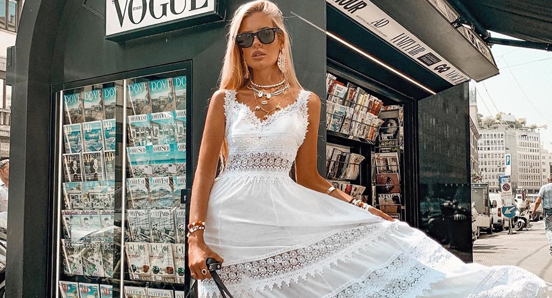 teresa andres gonzalvo vestido con encaje