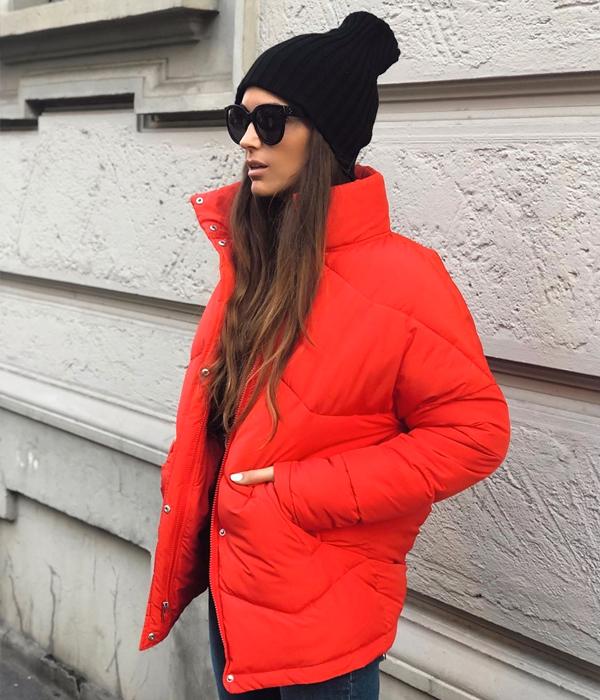 tendencias otono 2019 chaqueta abullonada