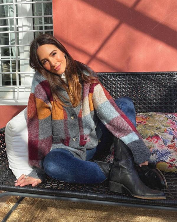 Ropa de Zara de las influencers: Rocío Osorno