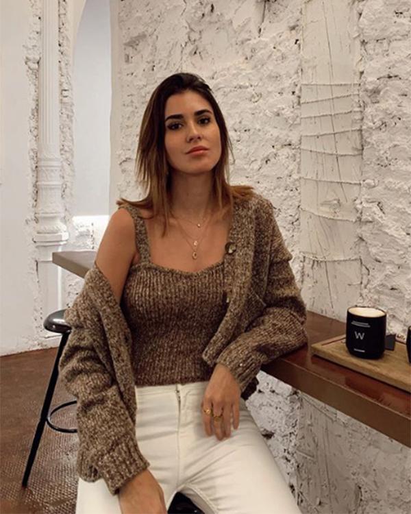 Ropa de Zara de las influencers: Mery Turiel