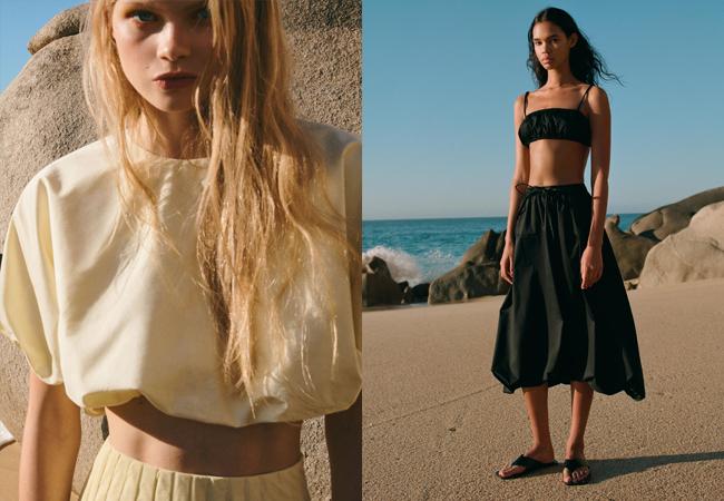 Colección Daylight de Zara